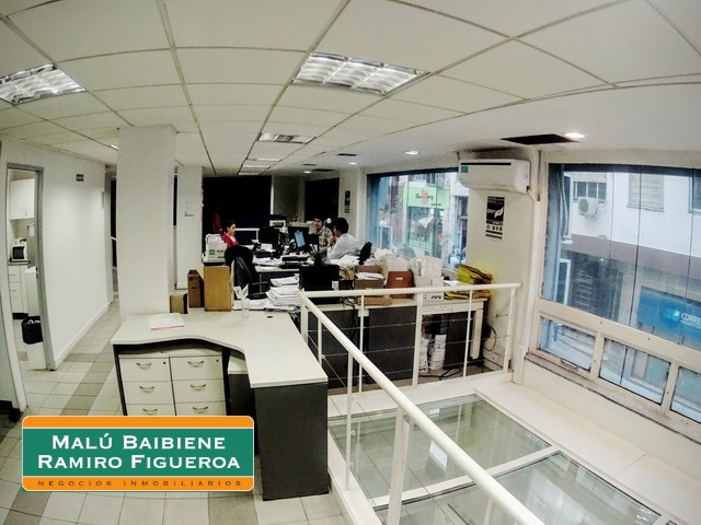 Oficinas microcentro REF 1655